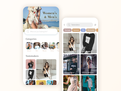 22 Search clothes sns serif grid layout grid inspiration ecommerce fashion searching search uidesign simple minimal minimal app design clean app ui sketch dailyui