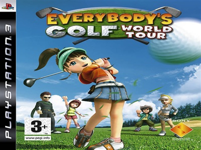 Hot Shots Golf: Out of Bounds full game free pc, download, pl