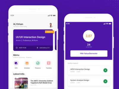 Android App - Smart App Presence