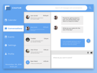 Direct Messaging - Daily UI 013