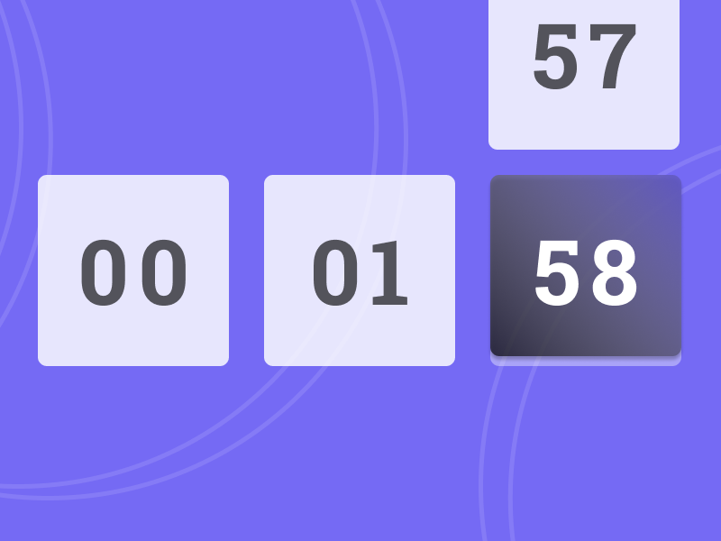 Countdown Timer - Daily UI 014 daily 100 daily timer countdown countdown timer