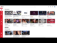 Youtube Redesign Complete