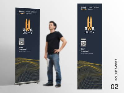 AWS UGMY Roll up banner