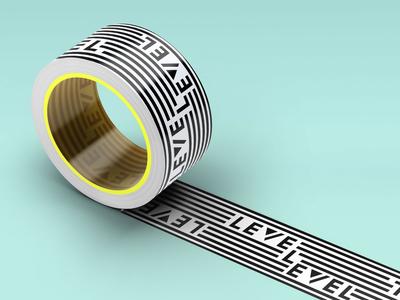 Branded Cellotape design