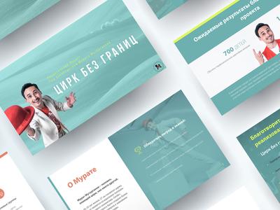Presentation design Muturganov M