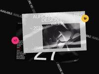Aurora events design kit 234766 250519