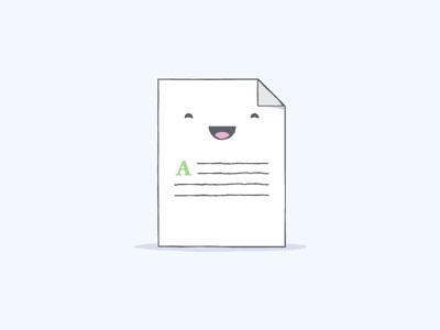 Happy Doc illustration practice