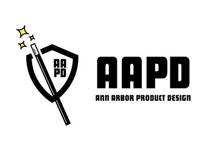 The AAPD michigan branding illustration