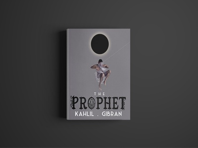 the prophet by Kahlil Gibran book cover