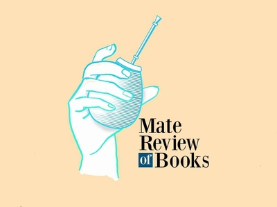 Logo design for Mate Review or Books