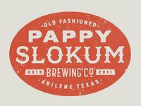 Pappy Slokum Logo
