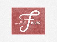 F Plus