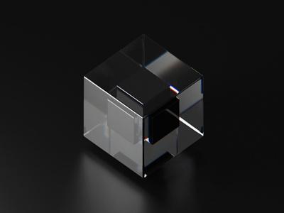 Secret File Ninety Nine 3d animation motion dark light abstract animation cube illustration blender 3d