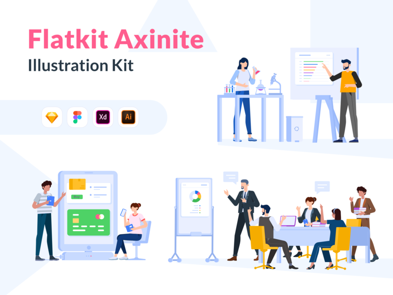 Illustration Kit Axenite