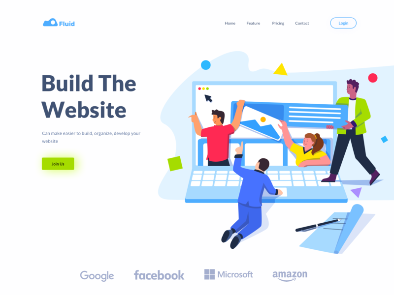 Teamwork Build The Website