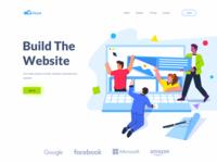 Teamwork Build The Website