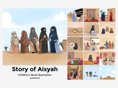 Story of Aisyah