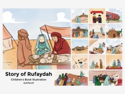 Story of Rufaydah