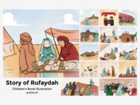 Story of Rufaydah