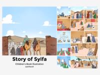 Story of Syifa