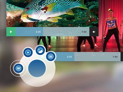 Touch Screen Installation WIP ui touchscreen app design wip