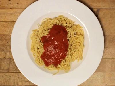 Spaghetti spaghetti  confetti video 7d