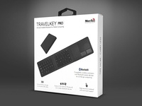 Package Design for Foldable Keyboard