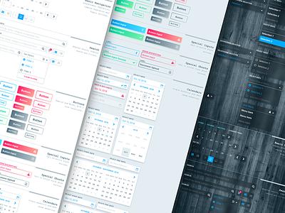 My Own Design Framework - WIP ui template ui pack design framework