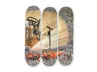 Bishops Skateboard