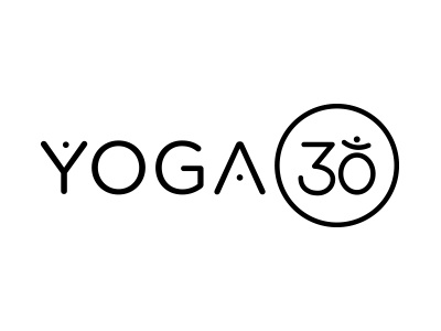 Yoga30 Logo Concept - Unused
