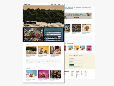 Blog Home Layout uxdesign ux webdesign userexperience userinterface uiux ui design uidesign ui typogaphy layout editorial layout editorial design editorial blog design blog
