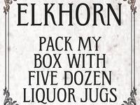 Introducing ELKHORN