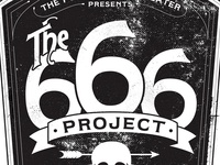"""The 666 Project"" Logotype"