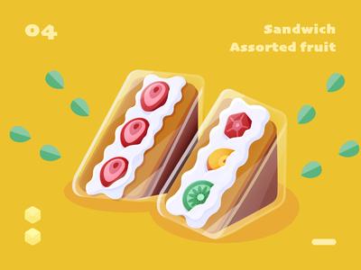 isometric sandwich