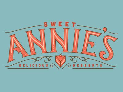 Annie's Desserts (red)
