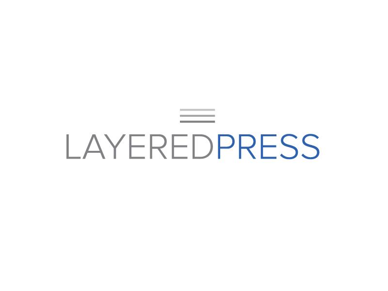 LayeredPress Logo logo
