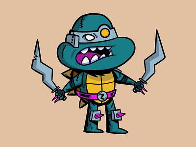 Slash teenage mutant ninja turtles tmnt slash