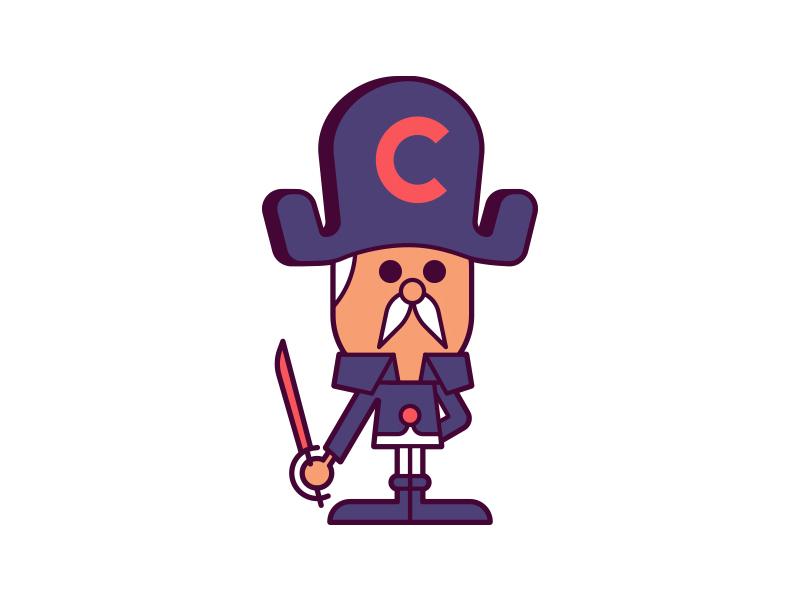 Cap'n Crunch cereal mascot capn crunch captain crunch