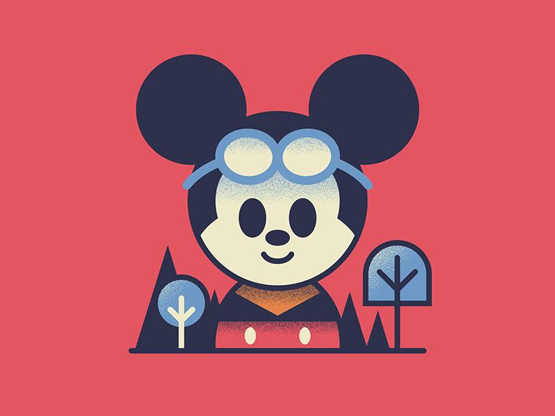 Mickey kidea goggles disney mickey mouse