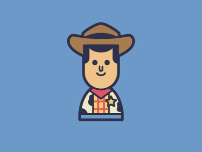 Woody cowboy toy story woody