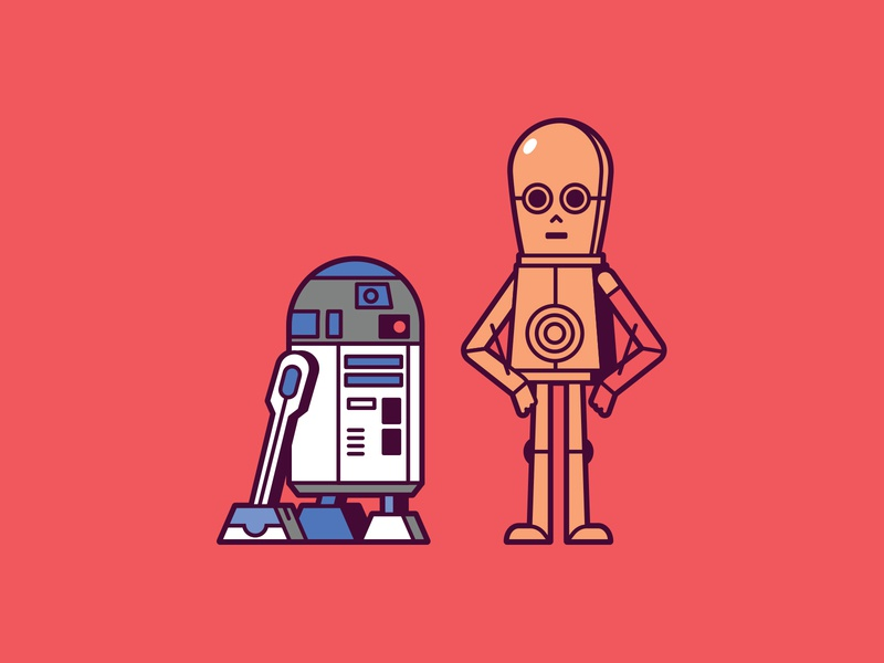 Droids droids c3p0 rd2d star wars