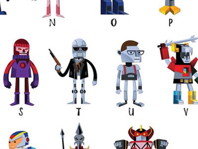The Alphabot