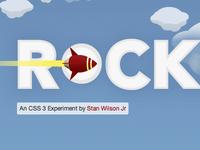 Rockets CSS3 Experiment