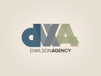 D.Wilson Agency logo identity proxima nova