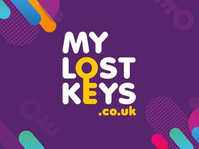 Mylostkeys Logo Design