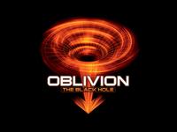 Oblivion The Black Hole - Logo Design