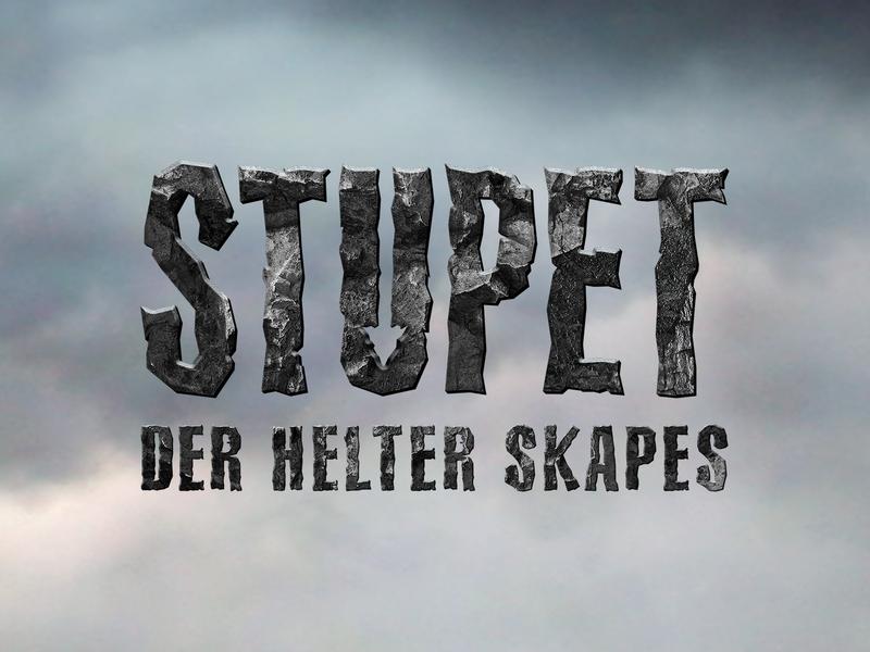 Stupet Logo Design - Kongeparken, Norway tower kongeparken theme park rollercoaster icon photoshop illustration logo design design branding vector typography logo illustrator idea