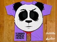 Yummypandaheads purple