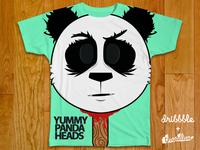 Yummy Panda Heads
