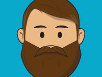 Bearded big nick chamberlin
